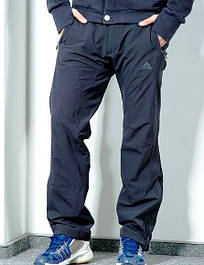 Зимние спортивные мужские брюки, штаны