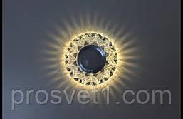 Точечный светильник потолочный 7031B White Led