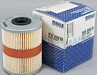 Фильтр топливный MAHLE KX206D Citroen Ситроен Mitsubishi Митсубиси NISSAN Ниссан OPEL Опель Peugeot Пежо MAHLE, фото 1