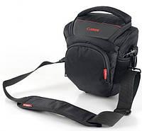 Фирменная чехол-сумка для зеркального фотоаппарата Canon. Хорошее качество. Доступная цена.  Код: КГ854