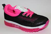 Яркие летние кроссовки для девочек 31-36р.