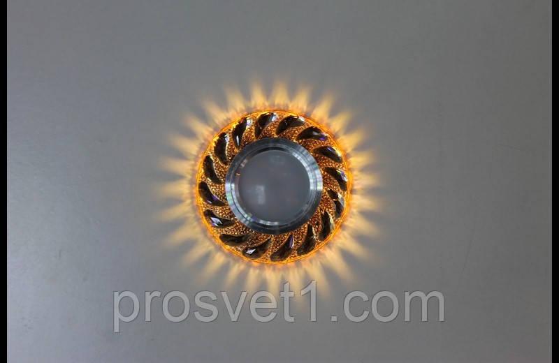 Точечный светильник потолочный 7029 Coffe