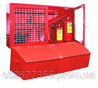 Пожежний щит закритого типу, фото 2