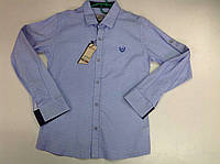 Рубашка для мальчика-подростка
