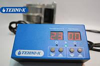 Комплект - тубина + электронное управление  Tehni-x КТ А -150 (корпус контролллера и вентилятор-металл)