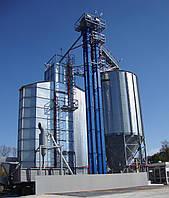 Зерносушилка на природном газу и пропан-бутане ЗШ-300Г