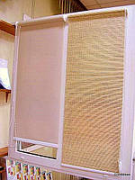 Роллеты из натуральной ткани ШИКАТАН чайная церемония производство под заказ