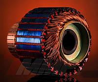 Якорь генератора JAWA-350 6V