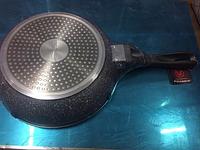 Сковорода VISSNER 7530-28 с гранитным покрытием (28 см)