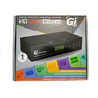 Эфирный приемник GI HD Slim Combo S2/T2