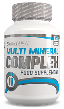 BioTech Multi Mineral Complex 100 таб.