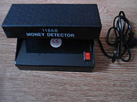 Ультрафиолетовый детектор валют «AD-118AB» работает от сети