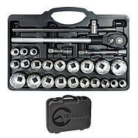 """Профессиональный набор инструментов 3/4"""", 26 ед INTERTOOL ET-6026"""