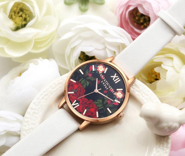 Женские часы Flowers