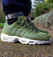 "Stussy x Nike Air Max 95 ""Olive Green"""
