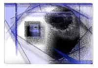 Светящиеся картина Startonight Абстракция Печать на Холсте Декор стен Дизайн дома Интерьер