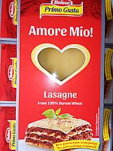 Листы для приготовления лазаньи Amore Mio Lasagne 500 гр
