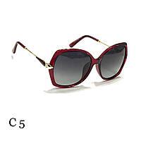 Солнцезащитные очки с поляризационной линзой
