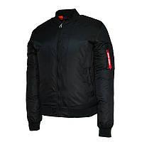 Демисезонная куртка бомбер v.seven