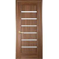 """Двери ПВХ """"Линея"""" 80 (зол. ольха)"""