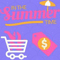 Предсезонная распродажа лето!