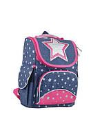Рюкзак каркасний 1 вересня 554125 YES H-11 Star, 34*26*14