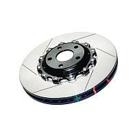 Тормозные диски DBA с насечкой Audi A8/S8 передние