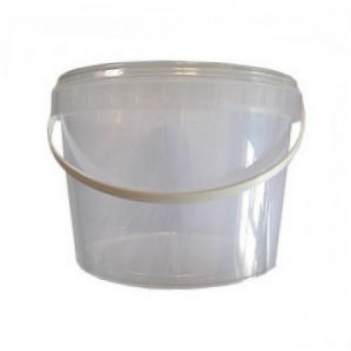 Ведро для мёда( прозрачное) 3 л