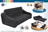 Надувной диван-трансформер 5-в-1 193x231x71см intex 68566