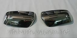 Накладки на зеркала заднего вида Volkswagen Passat B6  (2005 - 2011 г.)
