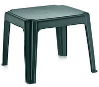 Столик детский пластиковый Irak Plastik 45x45 зеленый