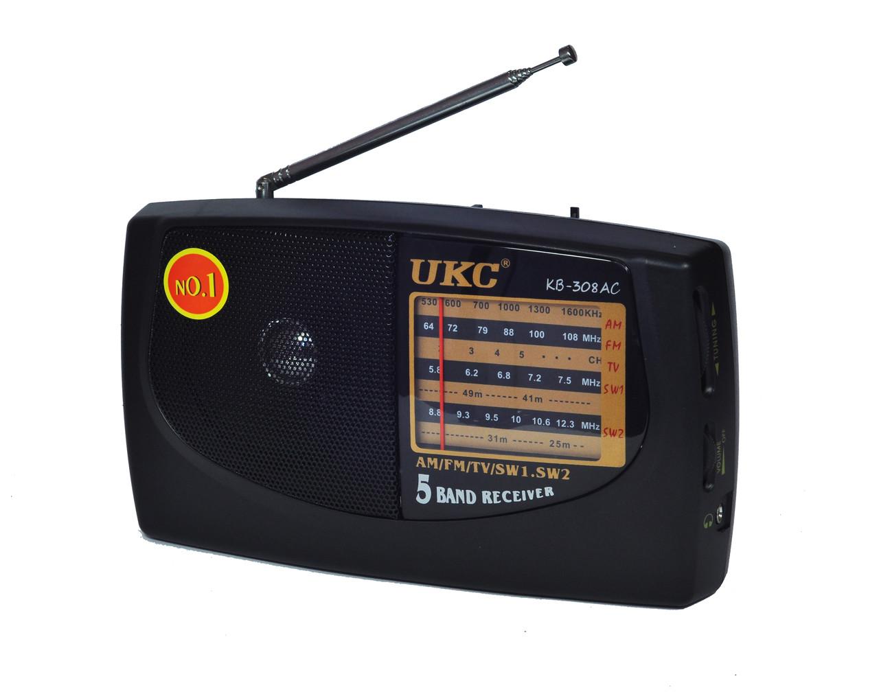 Радиоприемник KV 308 UKC