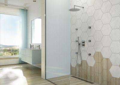Верхний душ и системы скрытого монтажа