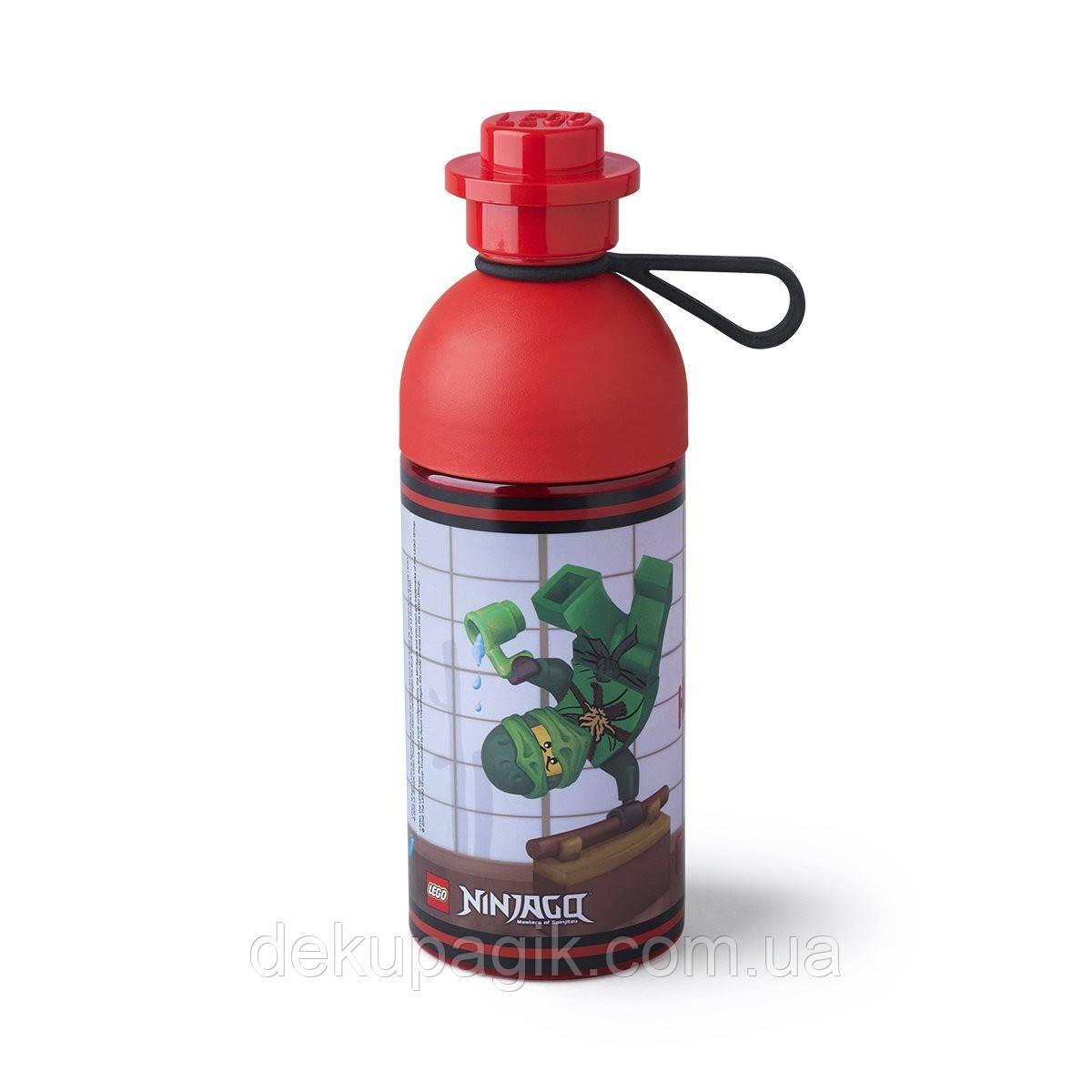 Бутылка Лего Ниндзяго с ручкой 0,5 л 40421733