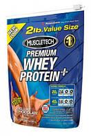 100% Premium Whey Protein Plus Muscletech, 908 грамм
