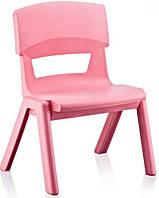 Стульчик детский Irak Plastik Jumbo №1 розовый, фото 1