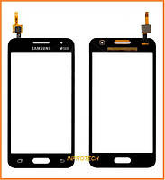 Сенсор (тачскрин) Samsung G355H Galaxy Core 2 Duos Black Original