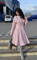 """Пальто """"Romantic"""" рожеве"""