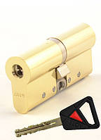 Цилиндр замка Abloy Novel CY 322U 65мм (32,5x32,5) латунь KILA ключ-ключ