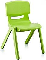 Стул детский плстиковый Irak Plastik Jumbo №2 зеленый