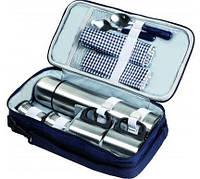 Компактный набор для пикника на 2 персоны HB7-171, 20х9х36 см, 1,2 кг