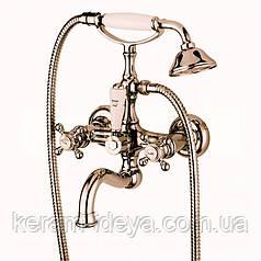 Смеситель для ванны Bugnatese Arcadia ARCBR8300