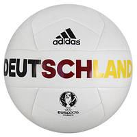 Детский футбольный мяч Adidas Euro 16 OLP GER