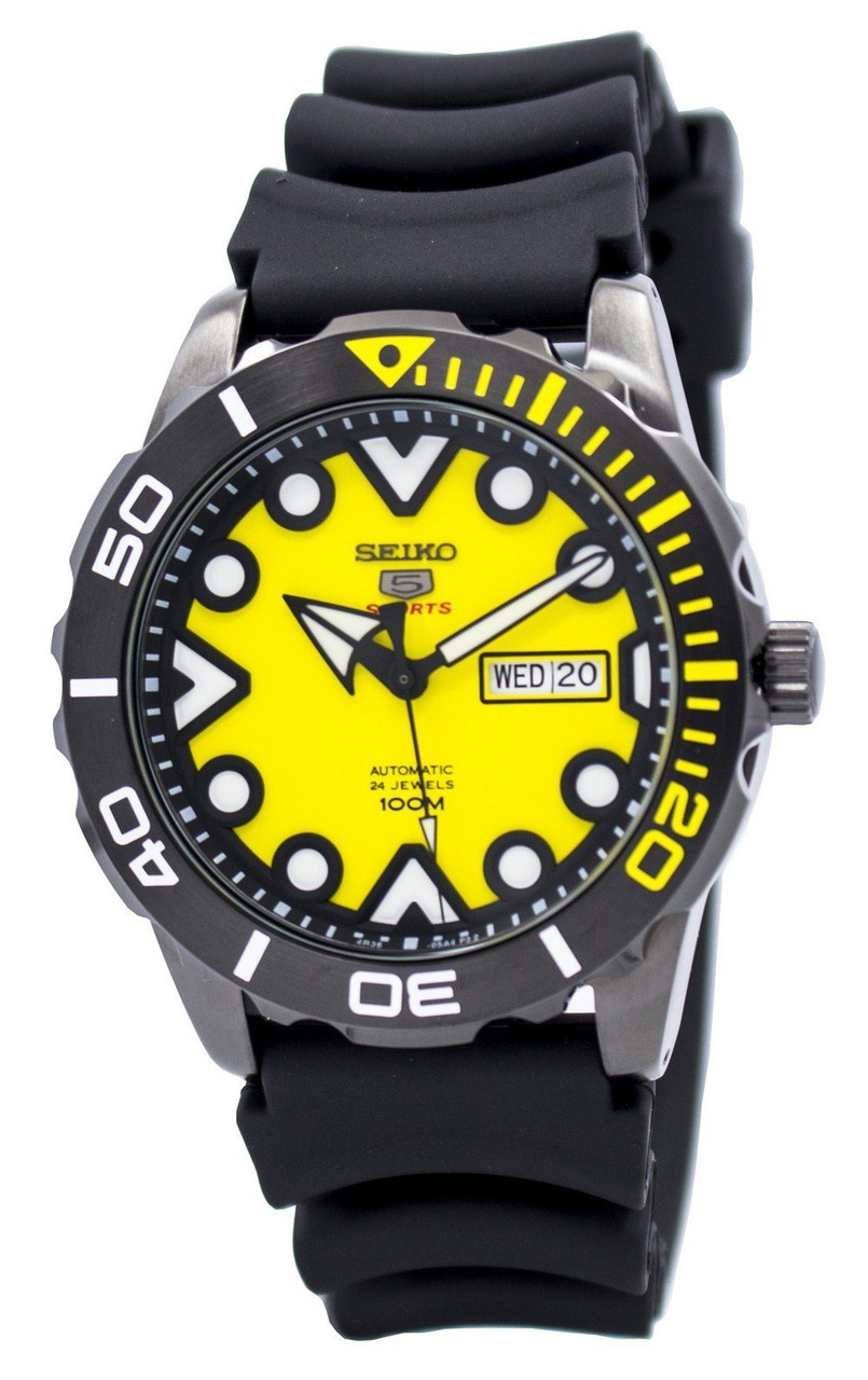 Часы Seiko 5 Sports SRPA11K1 Automatic 4R36
