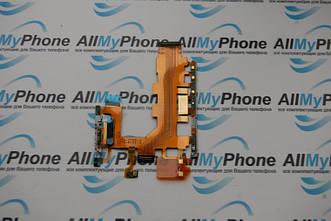 Шлейф для Sony D6502 Xperia Z2 / D6503 Xperia Z2 кнопки включения / боковых клавиш / звонка с компонентами