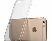 "TPU чехол Mercury iJelly Metal series для Apple iPhone 6/6s (4.7"") (Rose Gold)"