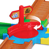 VTech Go! Go!  Железная дорога со звуковыми эффектами Smart Wheels Treasure Mountain Train Adventure, фото 9