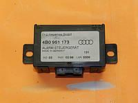 Модуль регулятор сигнализации AUDI A6 4B0 951 173