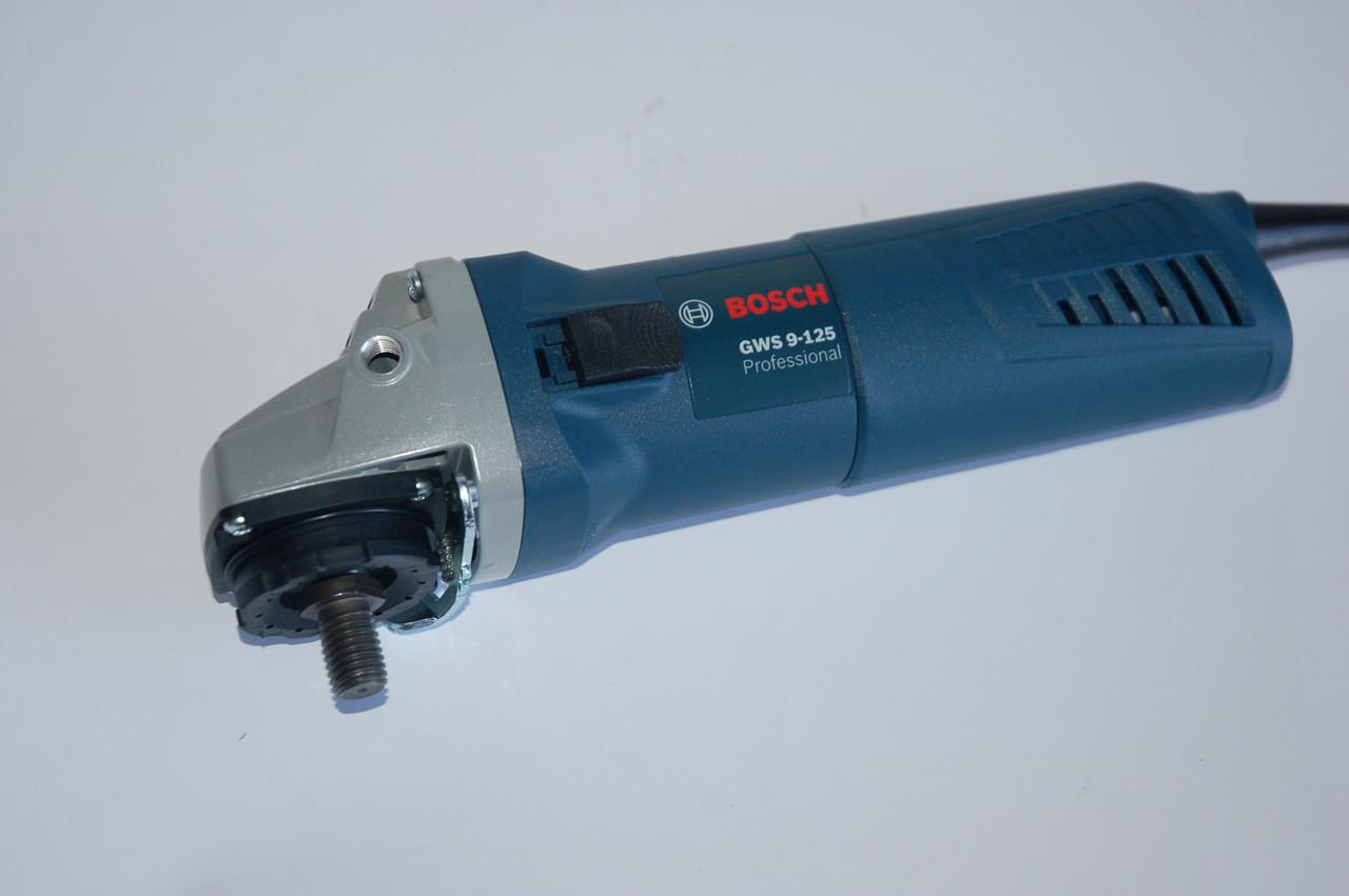 Угловая шлифмашина Bosch GWS 9-125, 0601791000