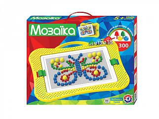 Мозаика ТехноК №7, 300 шт, фишки разного размера (2100)